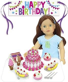 Sophia's Happy Birthday Celebration Set for 18