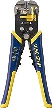 IRWIN VISE-GRIP 2078300 Self-Adjusting Wire Stripper, 8
