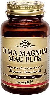 Solgar Magnesio con Vitamina B6 Comprimidos - 100 tabletas