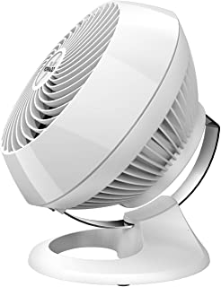 Vornado 560 Whole Room Air Circulator with 4 speeds, 560-Medium, White