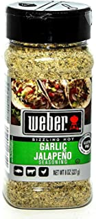 Weber Garlic Jalapeno (8 Ounce)
