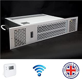 Thermix KPH-1800 - Calefactor de cocina (pendiente de palmado) - Calefacción central, hidrónico -1,8 kW