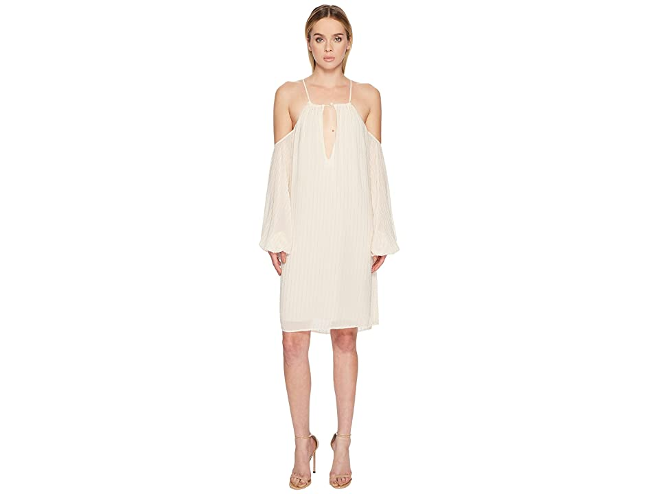 ZAC Zac Posen Marianne Dress (Creme) Women