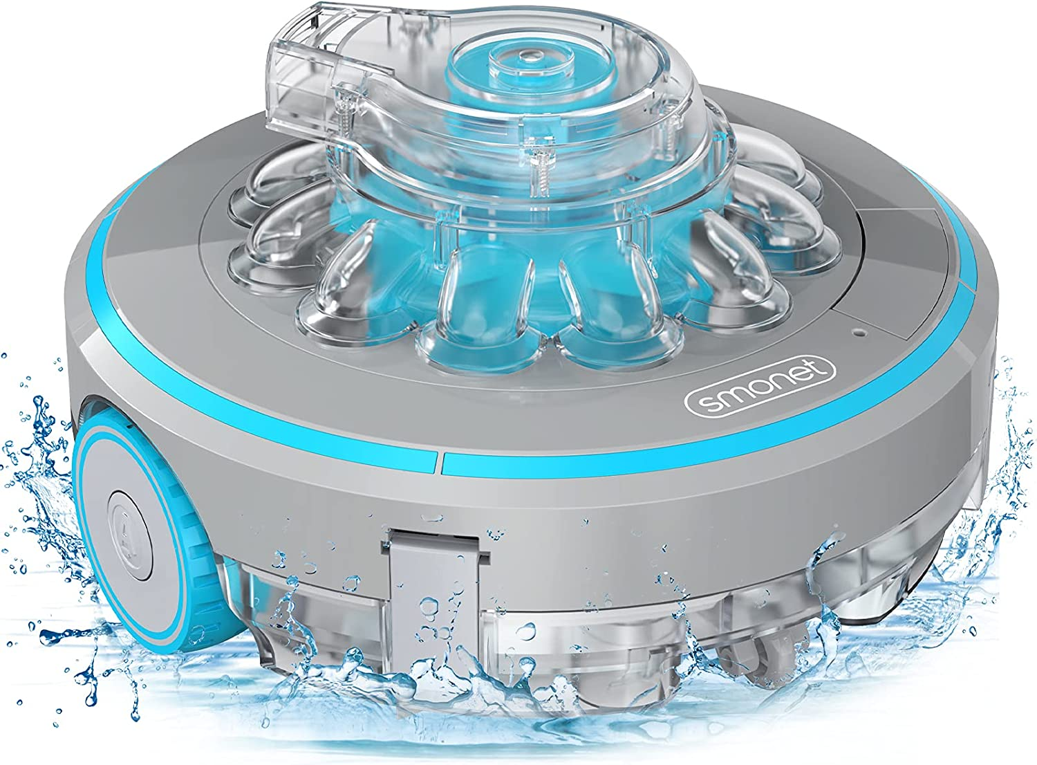 SMONET Cordless Robotic Luxury Pool Automatic Suction Super intense SALE Powerful Cleaner