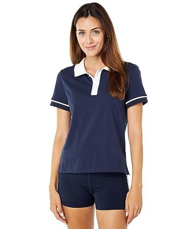 Splits59 Steffi Organic Cotton Jersey Polo
