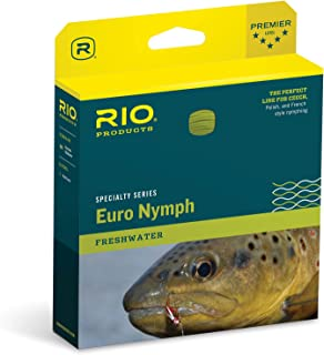 RIO Fly Fishing Fly Line FIPS Euro Nymph Line
