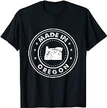 Oregon State USA TShirt Retro Style