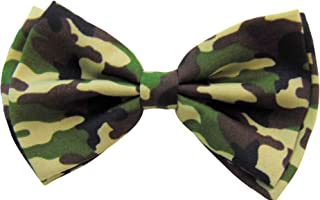 Men's Fashion Pre-Tied Adjustable Bow Ties for Formal Tuxedo Wedding Party Wear