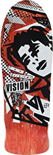 Vision Skateboards Mark Gonzales Original Modern Concave Red Old School Skateboard Deck - 10