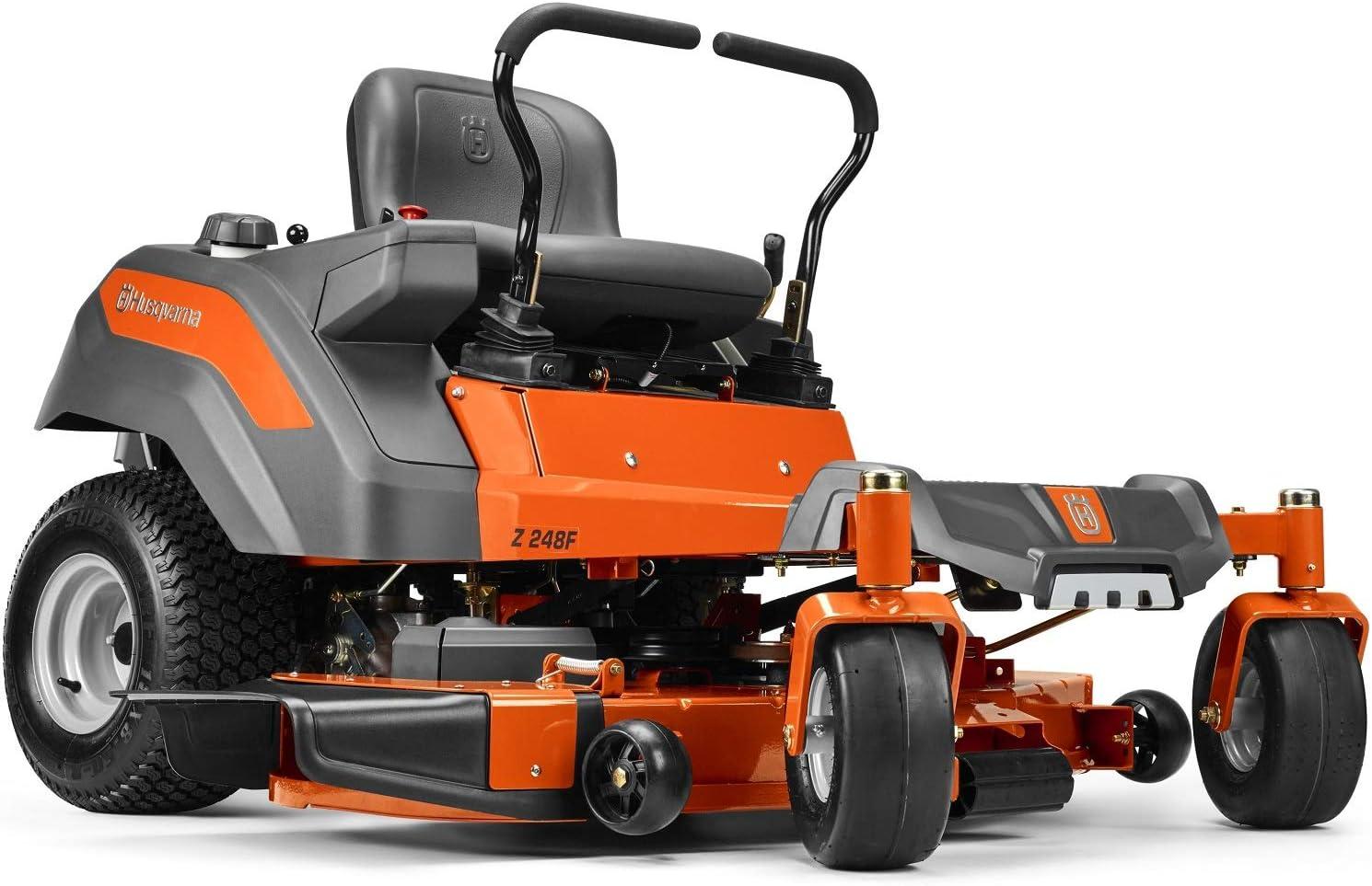 Husqvarna Z248F - Best high-end Garden Tractor