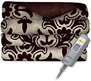 Sunbeam Electric Heated Blanket Ultra Soft Throw 50