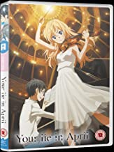 your lie in april dvd english
