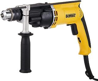 DeWalt 13MM 850W 12 Speed,Corded Hammer Drill,1/2-Inch Chuck,2700 RPM Metal, Wood, Masonry, Yellow/Black, D21805-B5, 3 Yea...