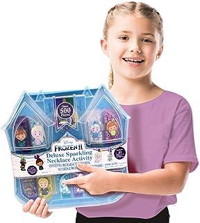 Tara Toys Disney Deluxe Frozen 2 Necklace Activity Set