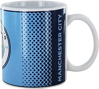 Manchester City Crest Ceramic 11oz Mug