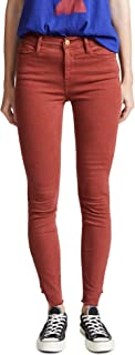 Women's Le High Skinny Gusset Step Jeans