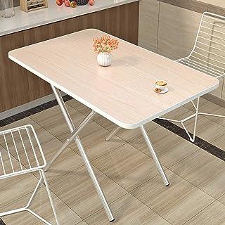Class Centerfold Folding Table, 6-Feet, White - CLDNBM09 (Elegant wood grain, 60X40cm)
