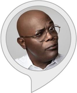 Samuel L. Jackson–celebrity personality for Alexa
