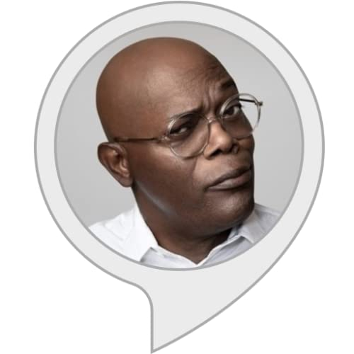 Samuel L. Jackson – celebrity voice for Alexa
