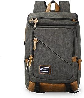 Skechers Backpack for Unisex, Grey, S143-44