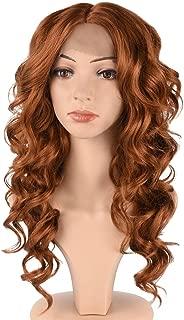 Best auburn wig lace front Reviews
