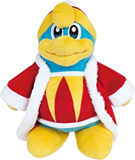 """Sanei Kirby Adventure Series All Star Collection 10"""" King Dedede Plush"""