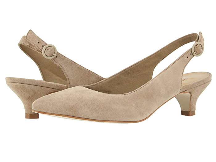 Walking Cradles  Belle (Light Taupe Suede) Womens  Shoes
