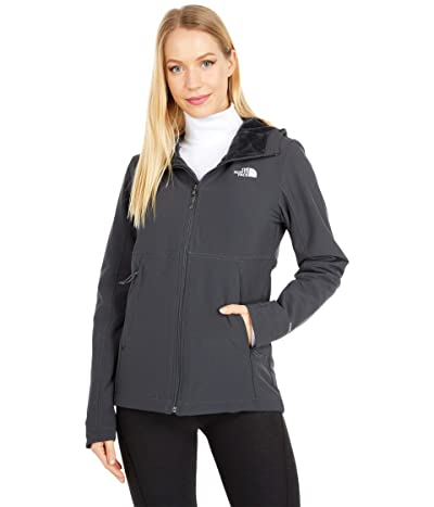 The North Face Shelbe Raschel Hoodie (Asphalt Grey 2) Women