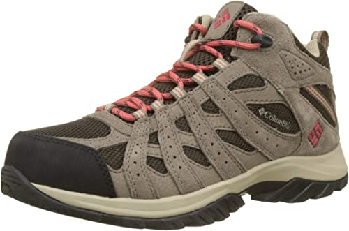 Columbia Canyon Point Mid Waterproof, Hauszapatos de Senderismo, Impermeable para mujer