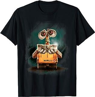 Disney Pixar Wall-E Distressed Border T-Shirt