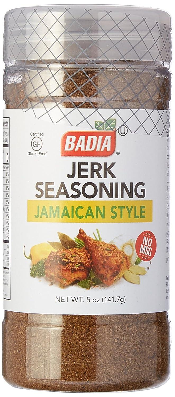 Badia Jerk Seasoning 5 1 year warranty oz of 3 quality assurance Pack