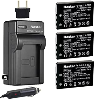 SDM-142 Charger SDDBL50 Battery Sanyo Xacti VPC-HD1010 Camcorder Accessory Kit Includes