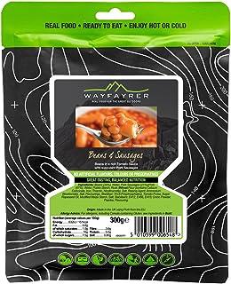 Wayfayrer Boil In The Bag Meal Beans&Sausage