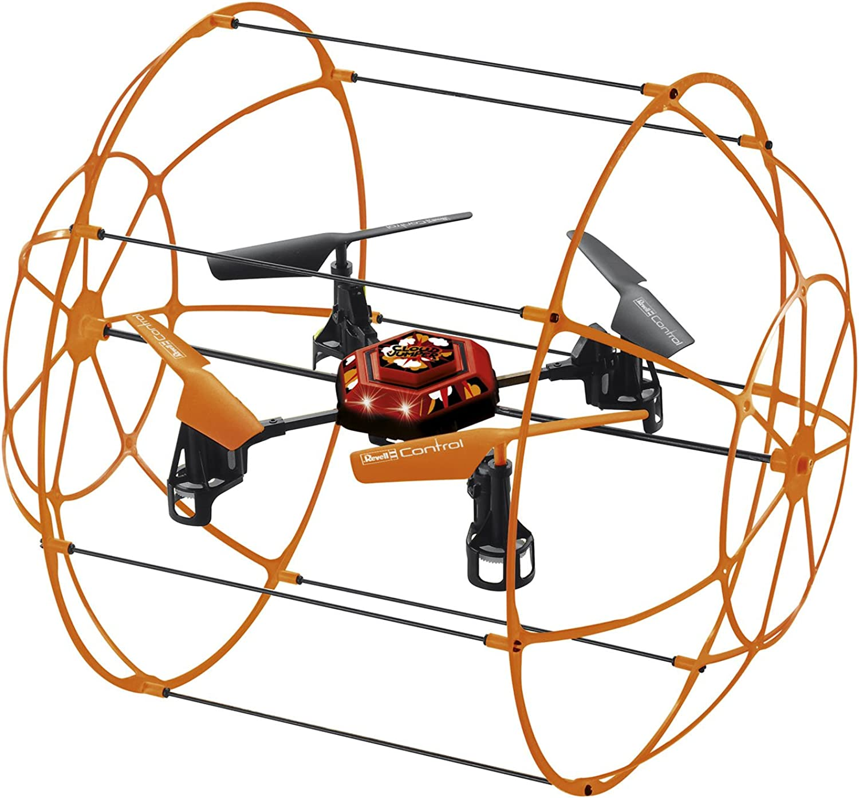 Revell Control 23979 - Drivecopter, Cloud Jumper, RTF 4CH ferngesteuerter Helikopter B00E9S1DD2 Schöne Farbe     | Eine Große Vielfalt An Modelle 2019 Neue