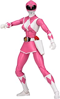 Power Rangers Mighty Morphin 6.5-Inch Pink Ranger Legacy Figure