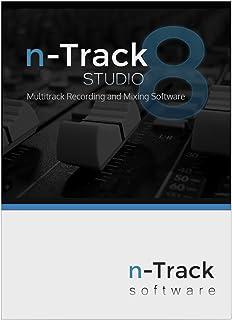 n-Track Studio 8 EX Music DAW (PC) [Download]