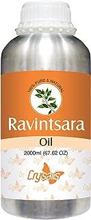 Crysalis Ravintsara Oil 100% Natural Pure Undiluted Uncut Essential Oil 2000ml