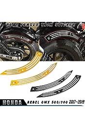 Etase Soporte del Guardabarros Trasero de la Motocicleta Guardabarros de la Motocicleta para MT 07 MT-07 MT-09 MT 09 2014-2016 para Z650 Z800 para CBR650