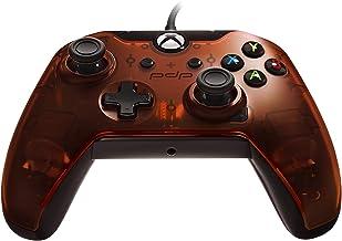 Pdp - Mando Con Cable Naranja Licenciado (Xbox One)