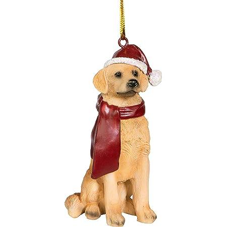 Big Dog Art Dog Stocking Stuffer Dog Lover Gift Christmas Present Dog Xmas Gifts Funny Dog Nose Tree Decorations Large Dog Ornament
