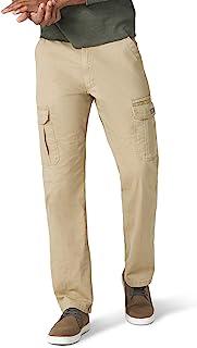 Wrangler Authentics Men's Stretch Cargo Pant