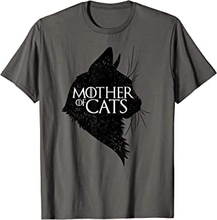 Mother Of Cats Funny King Or Queen Cosplay Gift