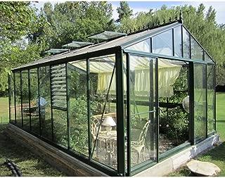 Janssens Royal Victorian 12.58 x 19.91-Foot Greenhouse