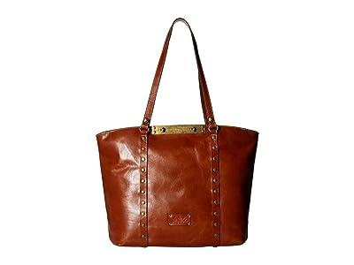 Patricia Nash Bresimo Tote (Tan) Tote Handbags