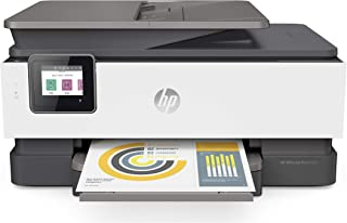 HP OfficeJet Pro 8020 All-in-One Wireless Printer, with Smart Tasks for Home Office Productivity (1KR62A)