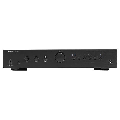 Vieta VH-HA275BK - Amplificador estéreo, color negro: Amazon.es ...