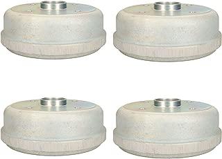 AB Tools-Indespension 4 x Trailer Brake Drum for Knott 200x50 Brake Shoes 139.7mm 5.5