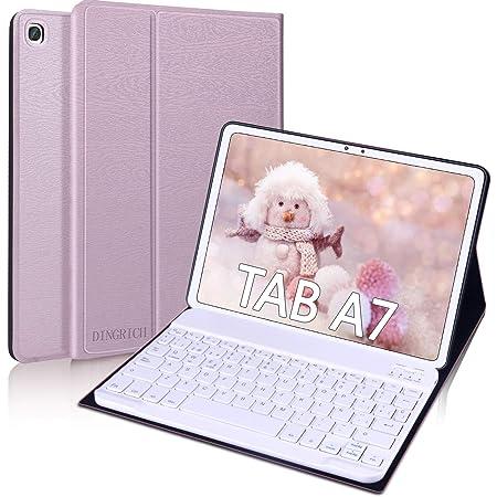 DINGRICH Funda Teclado para Samsung Galaxy Tab A7 10.4