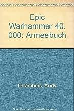 Epic Warhammer 40, 000: Armeebuch