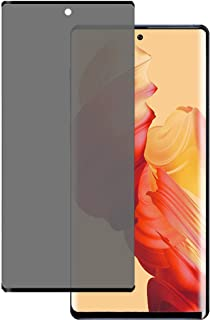 Galaxy Note 10 Plus Privacy Screen Protector,DariusQ 9H Hardness Anti-spy Tempered Glass for Samsung Galaxy Note 10 Plus/N...